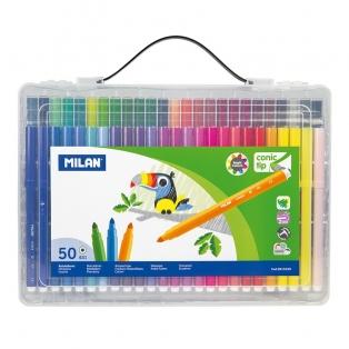 milan-viltpliiatsid-koonusekujulise-otsaga-50-värvi-plastikkohvris_1.jpg