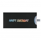 ARTE rahaümbrik Happy Birthday must