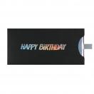 ARTEBENE rahaümbrik Happy Birthday must