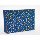 ARTE kinkekarp Jõul Trends Blue tähed 28x19.5x7.5cm*