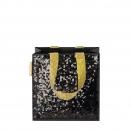 ARTEBENE kinkekott Black Lable mustade litritega (1) 20x20x11cm