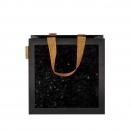 ARTEBENE kinkekott Black Lable mustade litritega (2) 25x25x11cm
