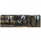 ARTEBENE kinkekott Black Lable Happy Birthday (1) 18x16x8cm