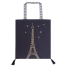 ARTE tekstiilkott Eiffel 40x45cm