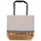 ARTE tekstiilkott Kuldsed täpid 43x37,5cm*