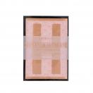 ARTEBENE sünnipäeva dekoratsioon lauale Happy Birthday roosa 1,39m x 9cm