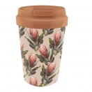 ChicMic kohvitops 350ml Bioloco Plant Proteas
