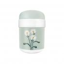 ChicMic söögitops 500+200ml Bioloco Plant Daisies