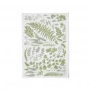 ChicMic köögirätik orgaanilisest puuvillast Green Leaves