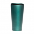 ChicMic termostops 420ml Slide Cup Forest green