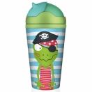 CHIC.MIC bambusest joogitops kõrrega Piraat Quaky