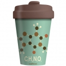 CHIC.MIC Bamboo Cup / bambustops 400ml Caffeine