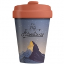 CHIC.MIC Bamboo Cup / bambustops 400ml Mountain Adventure