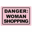 ChicMic MoneyGuard - Danger, woman shopping