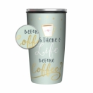 ChicMic Slide Cup kohvitops 420ml Life before Coffee*