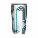 ChicMic Slide Cup bambusest 420ml Retro Design*