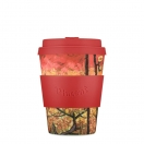 Ecoffee Wood kohvitops 350 Van Gogh Flowering Plum Orchard