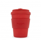 Ecoffee Wood kohvitops 350 Red Dawn