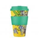 Ecoffee Wood kohvitops 400 Van Gogh Irises 1890