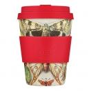 Ecoffee kohvitops 350ml Farfalle*