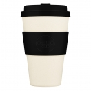 Ecoffee Cup kohvitops 400ml Black Nature