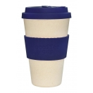 Ecoffee Cup kohvitops 400ml Blue Nature