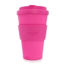 Ecoffee Cup kohvitops 400ml Pink´d