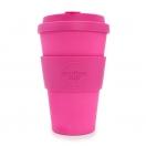 Ecoffee kohvitops 400ml Pink´d*