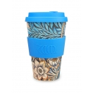 Ecoffee Cup kohvitops 400ml William Morris Lily