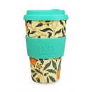 *Ecoffee Cup kohvitops 400ml William Morris Pomme