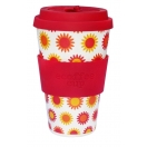 *Ecoffee Cup kohvitops 400ml Happier