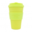 *Ecoffee Cup kohvitops 400ml Lime Spider