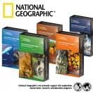 *IF Mängukaardid lastele 52 National Geographic lõbusad faktid