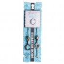 Book Keepers Bookmarks - Letter C