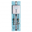 Book Keepers Bookmarks - Letter I