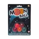 Keycraft põrkepallid helendavad 5tk  Moon Balls