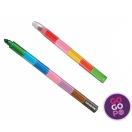 Keycraft pliiats vahetatavate värvidega GOGOPO Popper Point Crayon