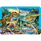 Lauamatt HR Dinosaurused 43cm x 29cm*