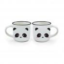 LEGAMI espressokruuside komplekt 50ml x 2tk Panda