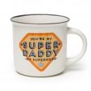 LEGAMI kohvitass portselanist 350ml Super Daddy