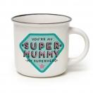 LEGAMI kohvitass portselanist 350ml Super Mummy