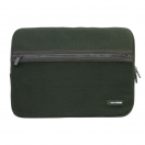 "*MILAN sülearvuti ümbris 13"" 37x27x2,5cm Knit Khaki roheline"