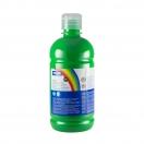MILAN guašš 500ml pudel roheline