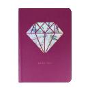 *Portico A6 märkmik Birthstone Diamond