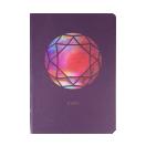 Portico A6 märkmik Birthstone Ruby