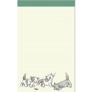 TBM märkmeplokk 8 x 12.5cm, 16 lk Kittens