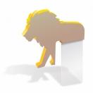 TG Järjehoidja Woodland Animal Lion