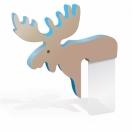TG Järjehoidja Woodland Animal Moose